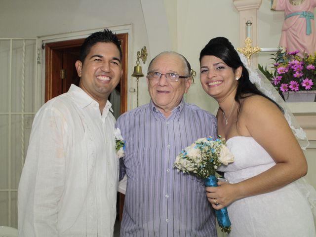 El matrimonio de Alexander y Karen en Cartagena, Bolívar 42