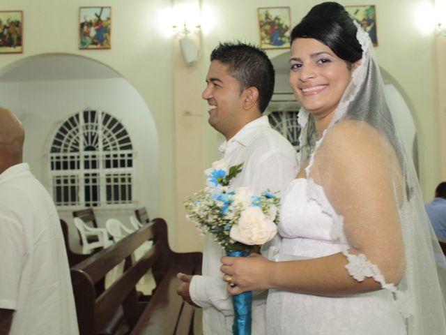 El matrimonio de Alexander y Karen en Cartagena, Bolívar 44