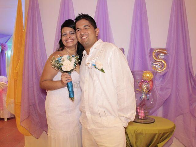 El matrimonio de Alexander y Karen en Cartagena, Bolívar 52