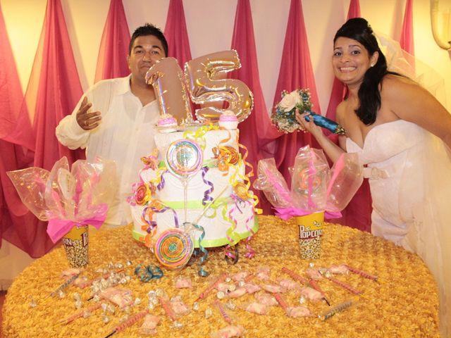 El matrimonio de Alexander y Karen en Cartagena, Bolívar 53