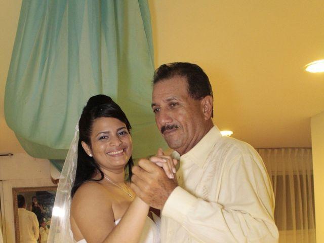 El matrimonio de Alexander y Karen en Cartagena, Bolívar 55