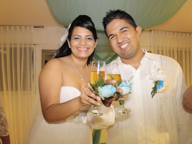 El matrimonio de Karen y Alexander