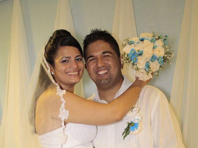 El matrimonio de Alexander y Karen en Cartagena, Bolívar 61