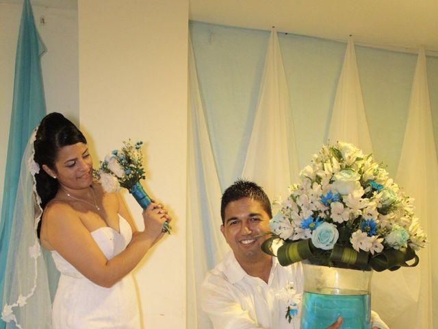 El matrimonio de Alexander y Karen en Cartagena, Bolívar 62