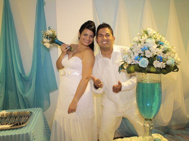 El matrimonio de Alexander y Karen en Cartagena, Bolívar 63