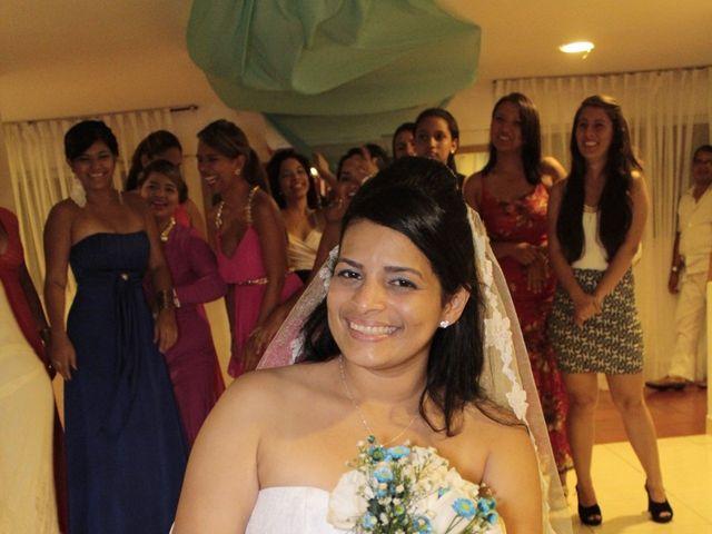 El matrimonio de Alexander y Karen en Cartagena, Bolívar 67