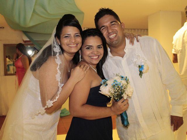 El matrimonio de Alexander y Karen en Cartagena, Bolívar 68