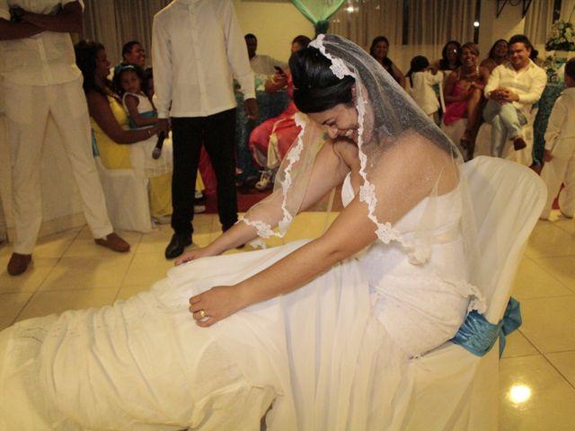 El matrimonio de Alexander y Karen en Cartagena, Bolívar 69