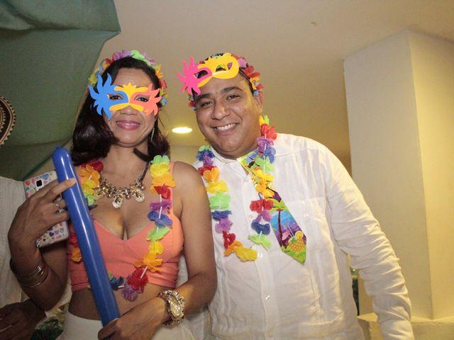 El matrimonio de Alexander y Karen en Cartagena, Bolívar 71