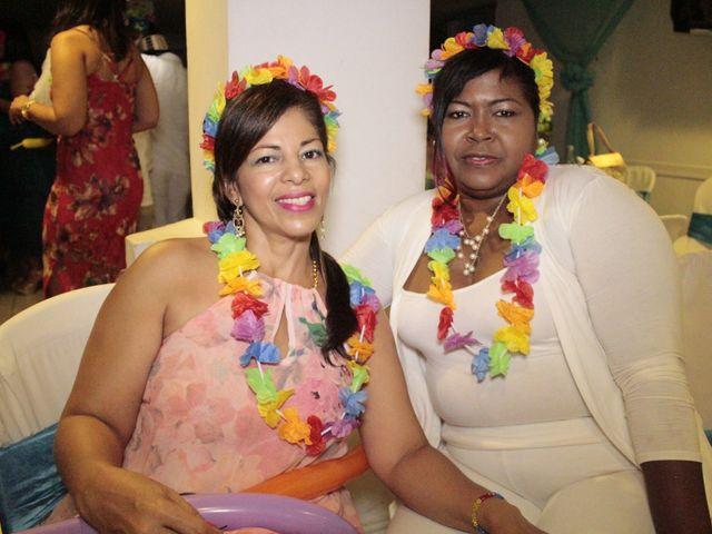 El matrimonio de Alexander y Karen en Cartagena, Bolívar 72