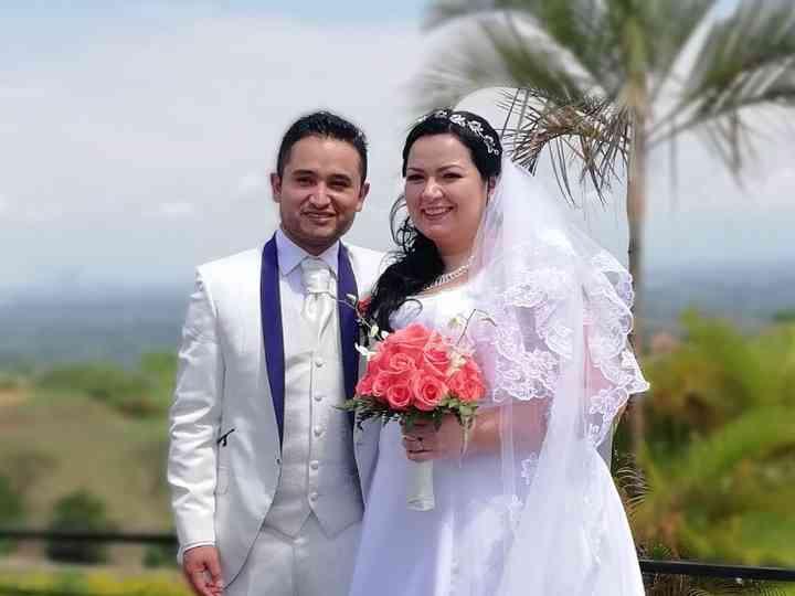 El matrimonio de Adriana y Jonathan