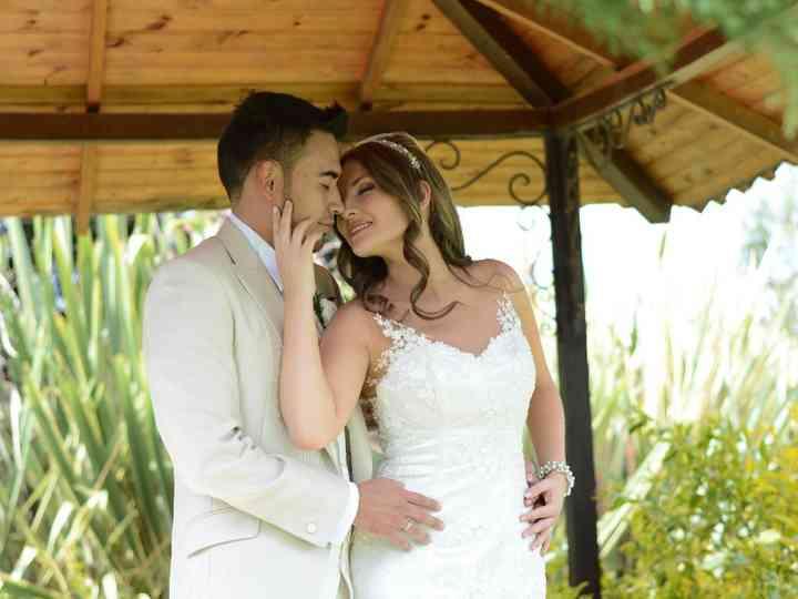 El matrimonio de Liliana y Mauricio