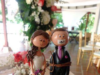 El matrimonio de Adriana y Jonathan  1