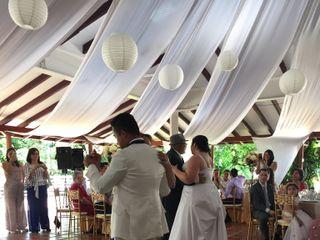 El matrimonio de Adriana y Jonathan  2