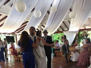 El matrimonio de Adriana y Jonathan  3