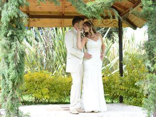El matrimonio de Liliana y Mauricio 1