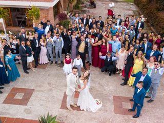 El matrimonio de Liliana y Mauricio 3