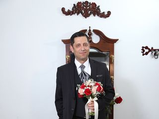 El matrimonio de Edna Luz y Fredy  1