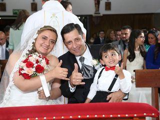 El matrimonio de Edna Luz y Fredy  2