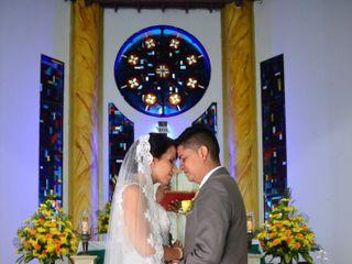 El matrimonio de Diana  y Roberto 1