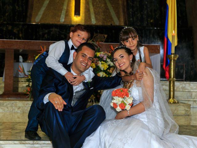 El matrimonio de Walter  y Albani  en Medellín, Antioquia 2