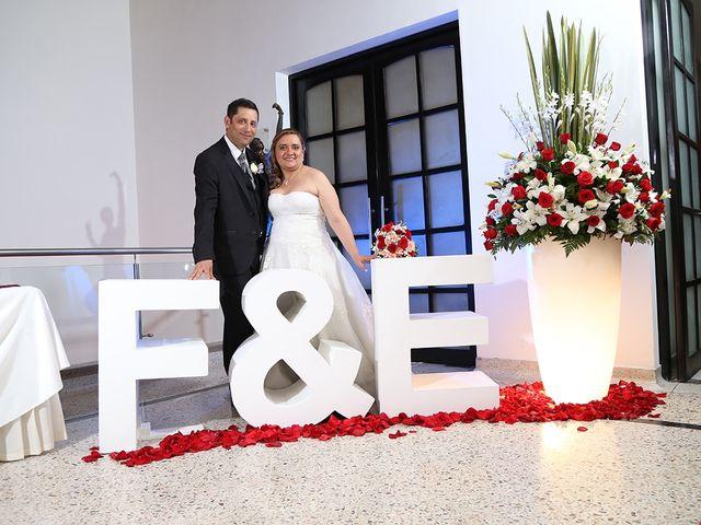 El matrimonio de Edna Luz y Fredy