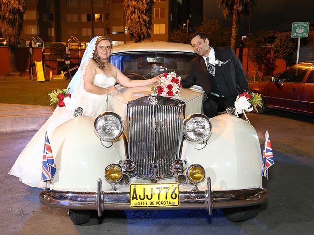 El matrimonio de Fredy  y Edna Luz en Bogotá, Bogotá DC 6
