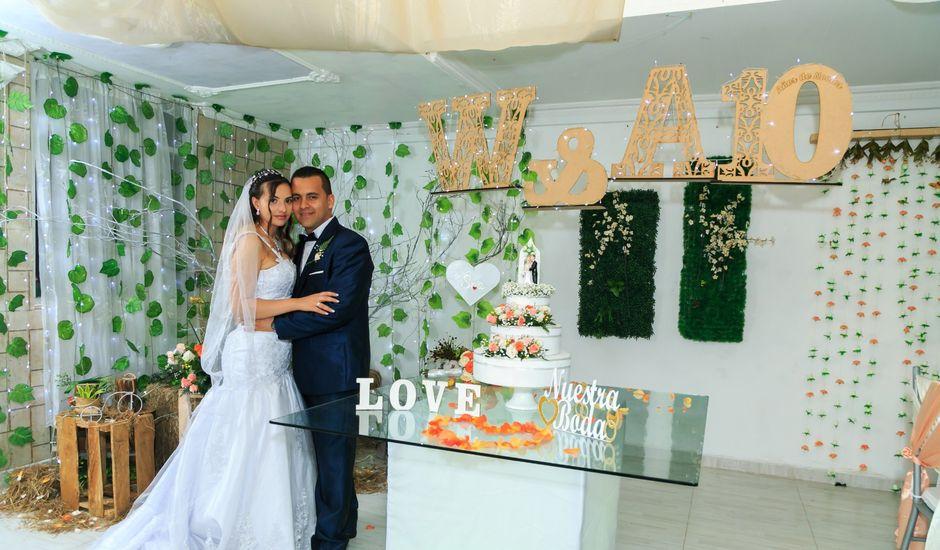 El matrimonio de Walter  y Albani  en Medellín, Antioquia