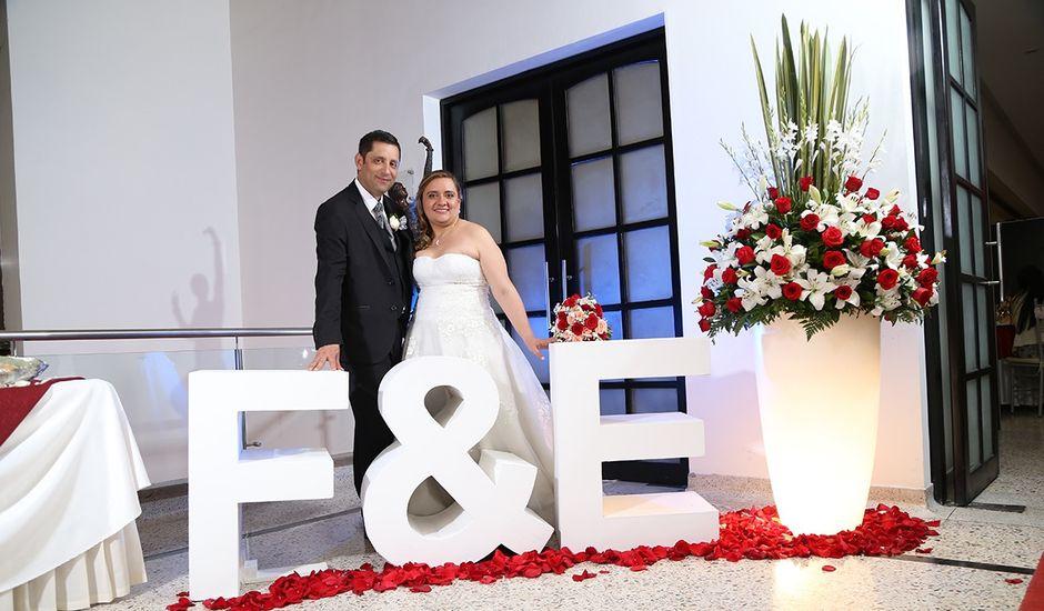 El matrimonio de Fredy  y Edna Luz en Bogotá, Bogotá DC
