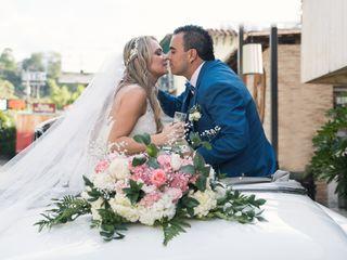 El matrimonio de Luisa y Juan Esteban