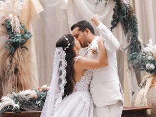 El matrimonio de Julieth y Hector