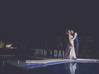 El matrimonio de Daira  y Jhon Eider  1