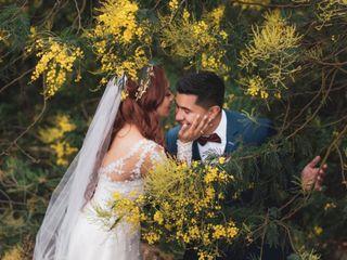 El matrimonio de Jeimmy y Andrés 1