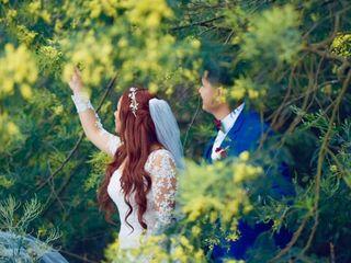 El matrimonio de Jeimmy y Andrés 3