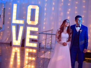 El matrimonio de Jeimmy y Andrés