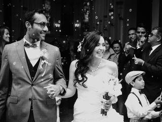 El matrimonio de German y Marcela