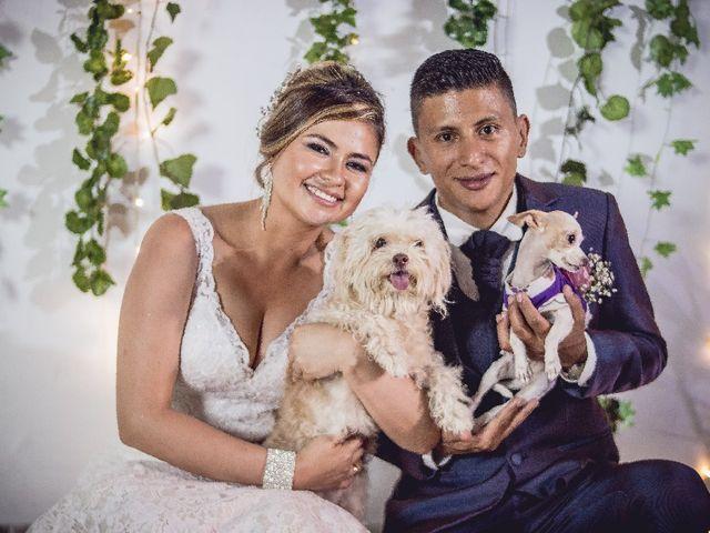 El matrimonio de Jhon Eider  y Daira  en Obando, Valle del Cauca 10