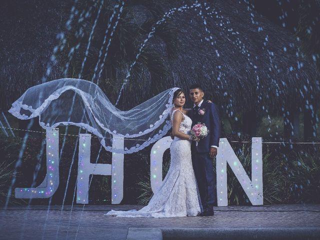 El matrimonio de Daira  y Jhon Eider