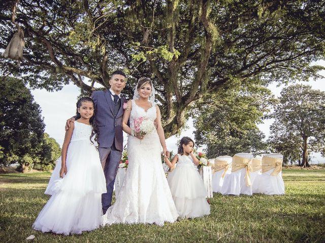 El matrimonio de Jhon Eider  y Daira  en Obando, Valle del Cauca 13