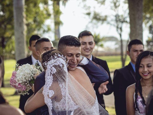 El matrimonio de Jhon Eider  y Daira  en Obando, Valle del Cauca 15
