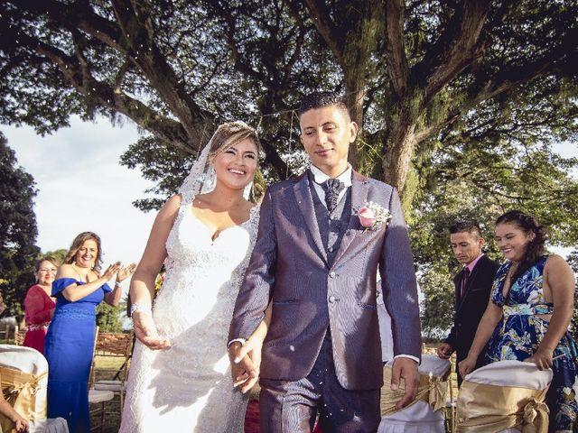 El matrimonio de Jhon Eider  y Daira  en Obando, Valle del Cauca 16