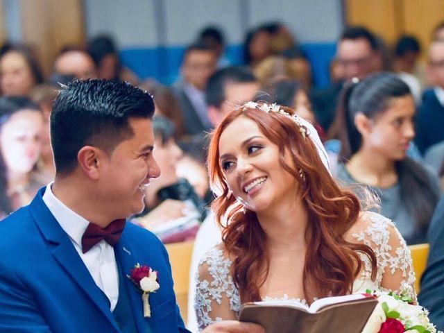 El matrimonio de Andrés y Jeimmy en Bogotá, Bogotá DC 12