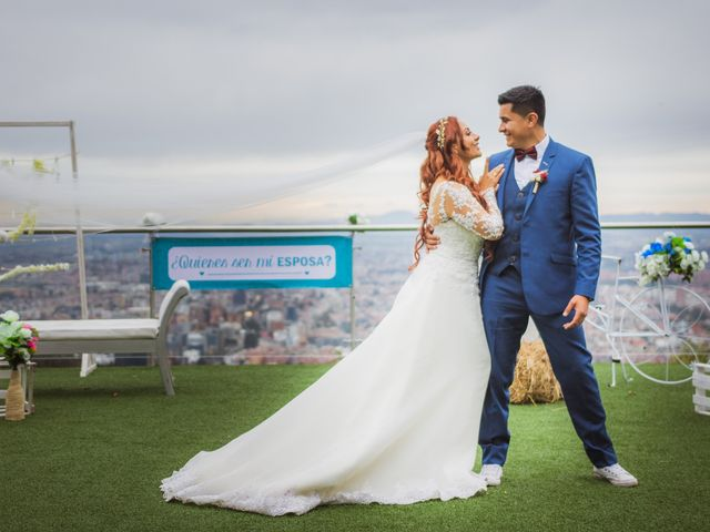 El matrimonio de Andrés y Jeimmy en Bogotá, Bogotá DC 21
