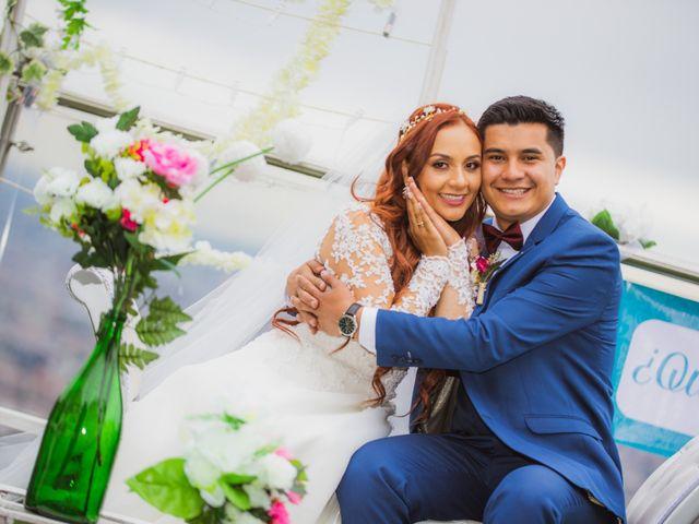 El matrimonio de Andrés y Jeimmy en Bogotá, Bogotá DC 24