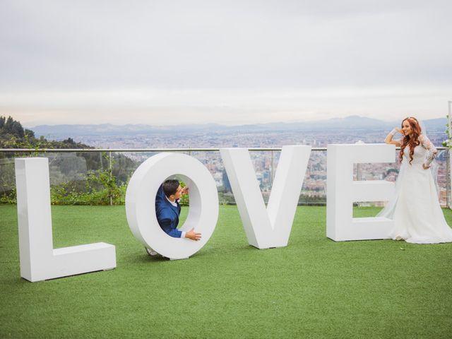 El matrimonio de Andrés y Jeimmy en Bogotá, Bogotá DC 25