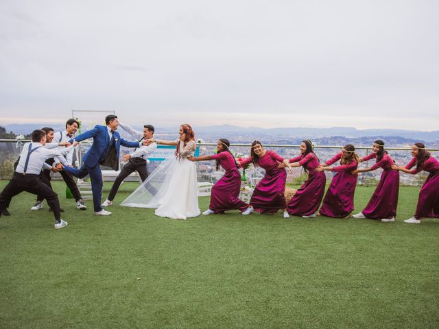 El matrimonio de Andrés y Jeimmy en Bogotá, Bogotá DC 26