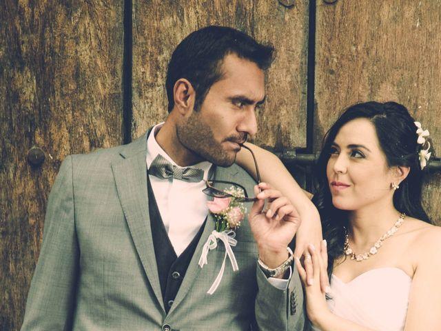 El matrimonio de Marcela y German en Tenjo, Cundinamarca 3