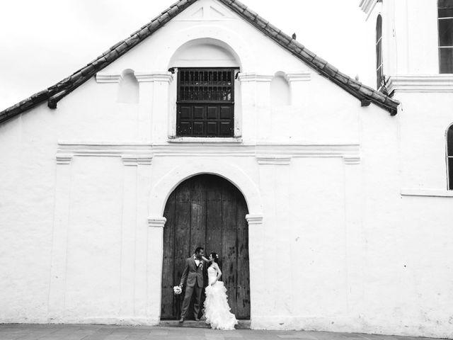 El matrimonio de Marcela y German en Tenjo, Cundinamarca 1