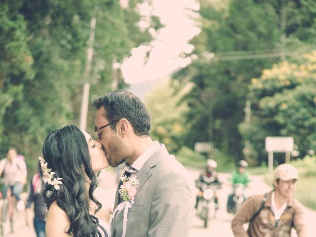 El matrimonio de Marcela y German en Tenjo, Cundinamarca 4
