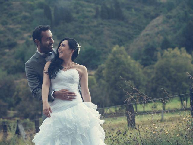El matrimonio de Marcela y German en Tenjo, Cundinamarca 6